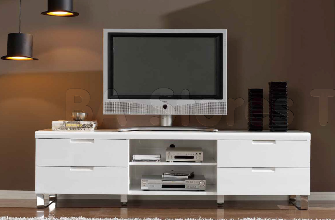 Top 10 modern tv stands for your living room cute furniture White tv console